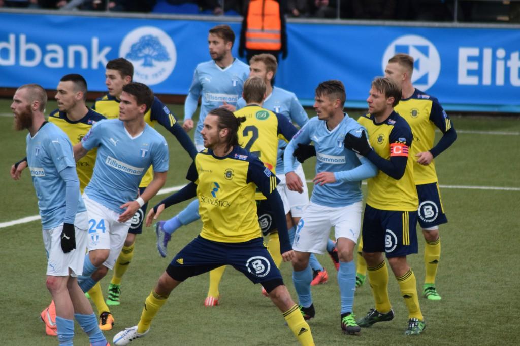 Ängelholm-Malmö FF