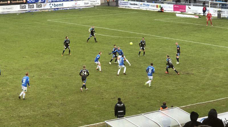 Premiärseger för IFK