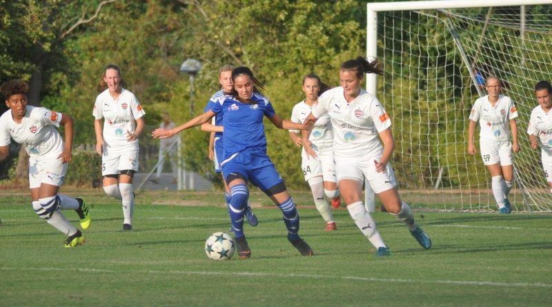Seger för FC Rosengård