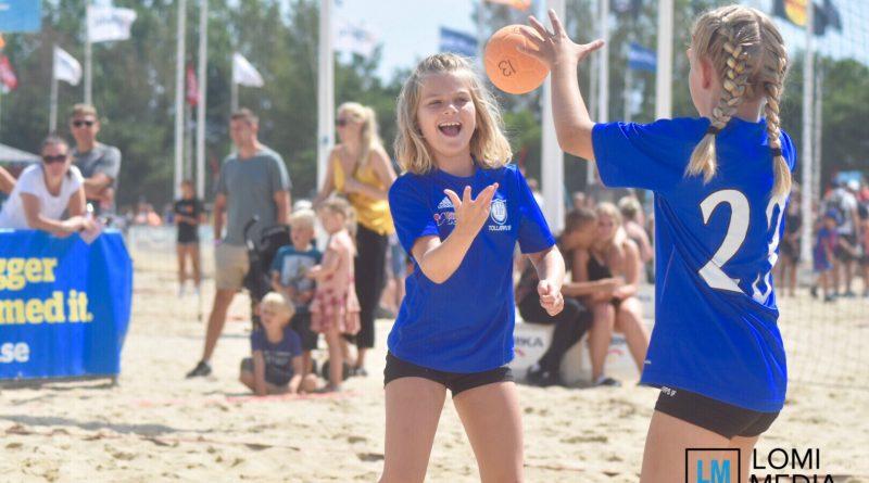 Åhus Beachhandboll Festival igång