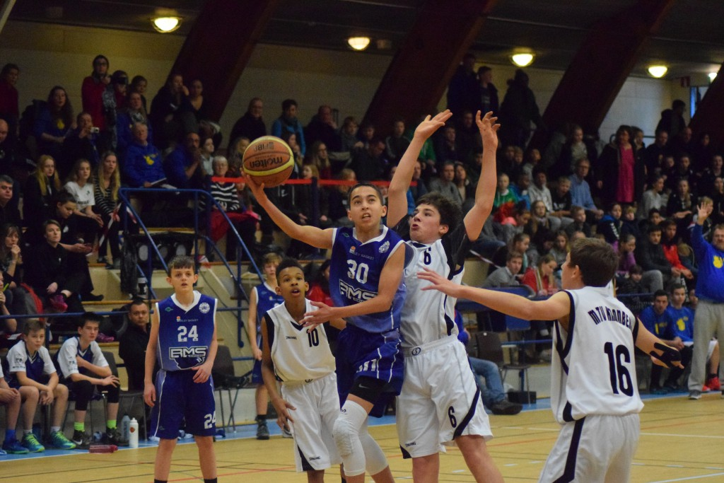 Lundaspelen Basket 5 jan 2016 Idrottshallen Finaler sista dagen DSC_0149