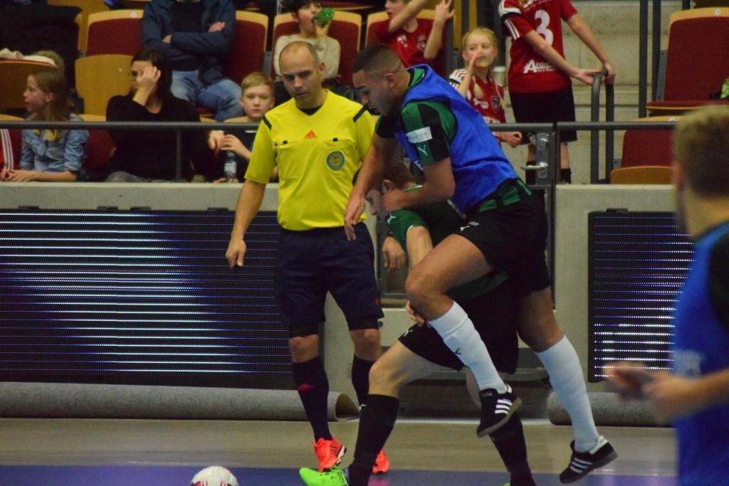 Nyårs-Saluten Futsal Helsingborgs Arena 2016 01 06 Foto Micke Dahl DSC_0430