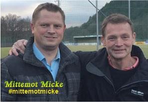 Torbjörn Nilsson är premiärgäst i Mickes podcast. Foto: Andreas Törnqvist