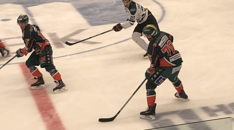 Kristianstad IK-Valbo HC Allettan Ishockey(Foto: Micke Dahl)