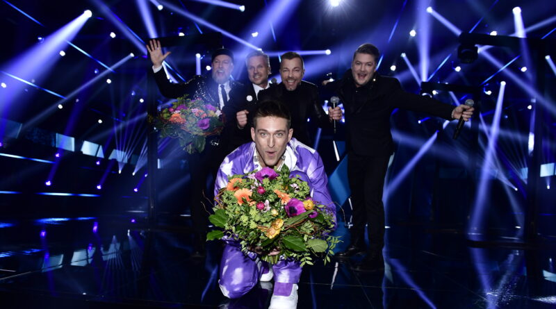 Vinnare Melodifestivalen 2021